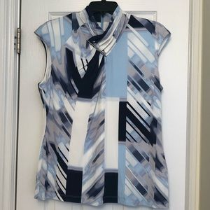 Calvin Klein Sleeveless Shell